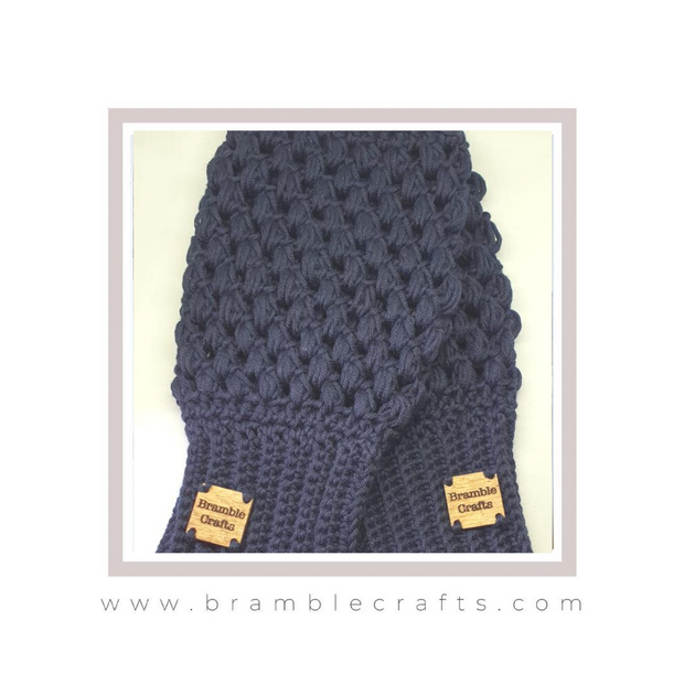 Fingerless Gloves Bramble Crafts