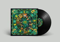 Born to Die - Vinyl Cover