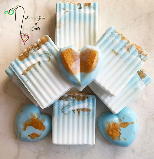 5th Avenue Soap (Made with Goat Milk, Shea Butter and essential oils)