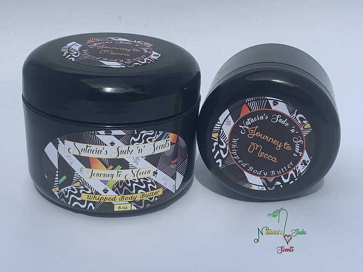 Journey to Mecca Whipped Body Butter