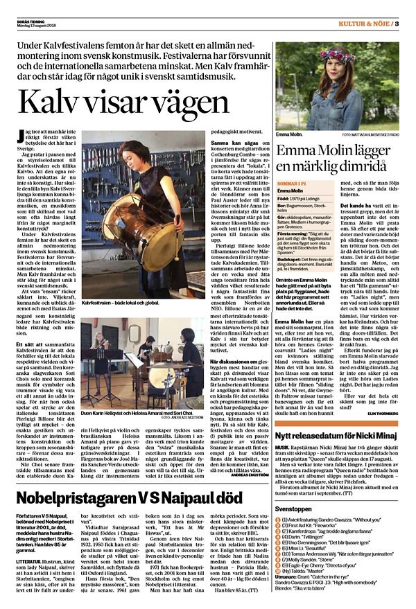 2018-0813_'Kalv visar vagen'_BORAS TIDNI
