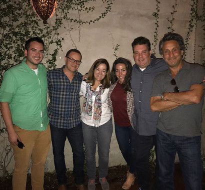 Brett Kopin (co-screenwriter), Daniel Alcheh (composer), Beth Kopin (executive producer), Lisa Effress (producer), Elliot Hunt (score mixer and sound design), and Marc Bennett (director and co-screenwriter).