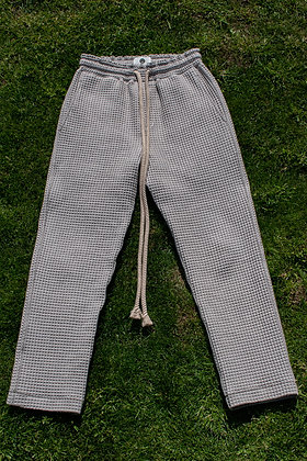Tapered High Waisted Smart Jogger