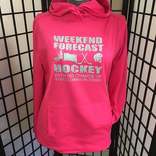 Weekend Forecast Hoodie