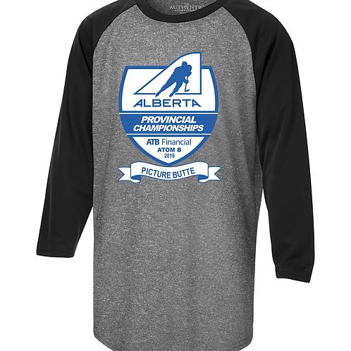 Youth Vintage Baseball Style Shirt Y3526