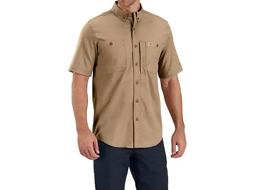 Carhartt Rubbed Pro Series Mens Short Sleeve 102537