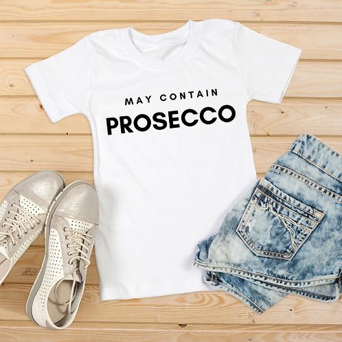 MAY CONTAIN PROSECCO