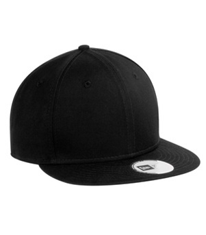 New Era Flat Bill Snap Back