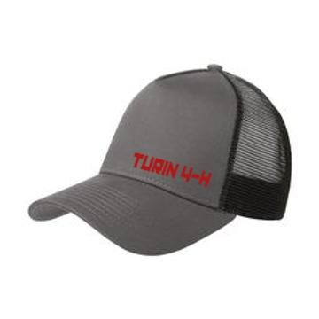 4- H Trucker Ball Cap