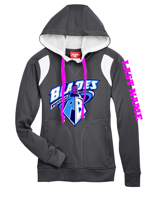 PB All Girls Team Hoodie- For Players or Fans!