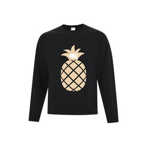 Pineapple Knockers Crewneck