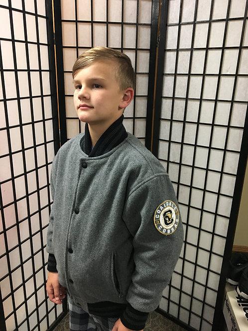 CX2 Wool Varsity Jacket Youth