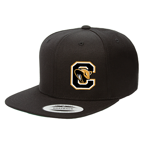 CLASSIC LOGO COBRAS HATS