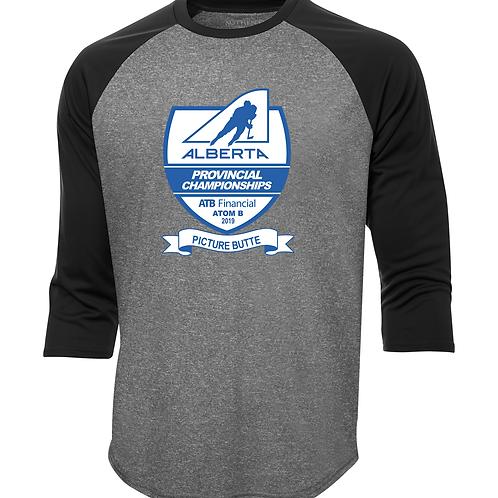 Vintage Baseball Style Shirt S3526