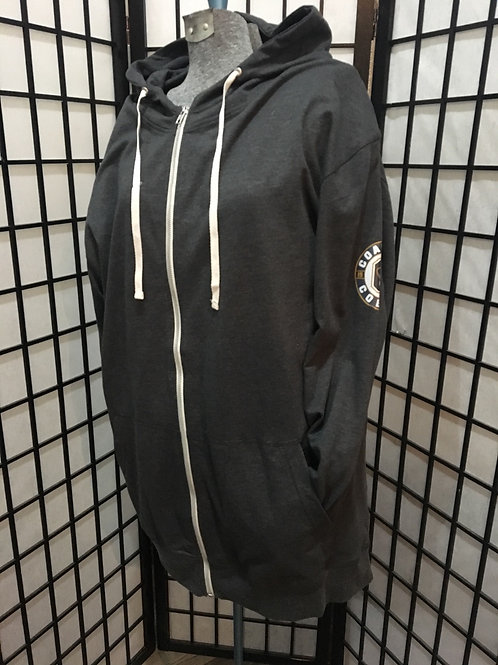CMHA Zip Up Jersey style hoodie