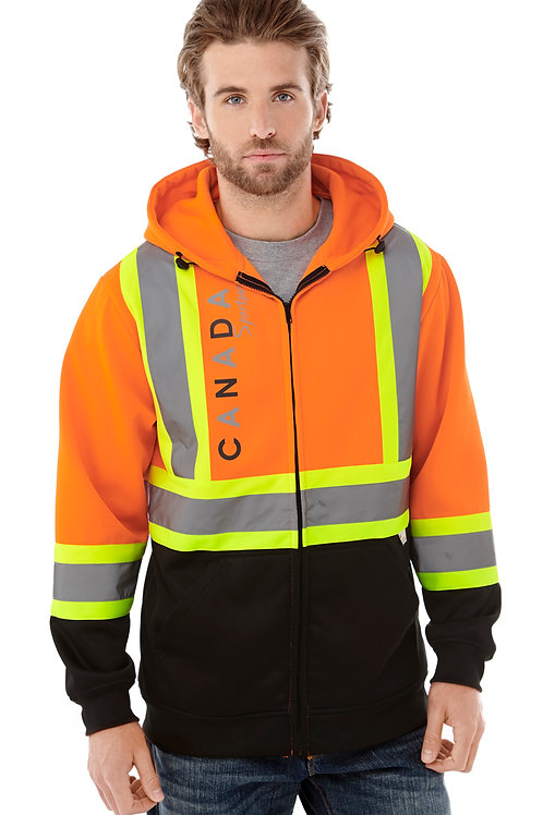 CX2 HiVis Safety Hoodie L00682
