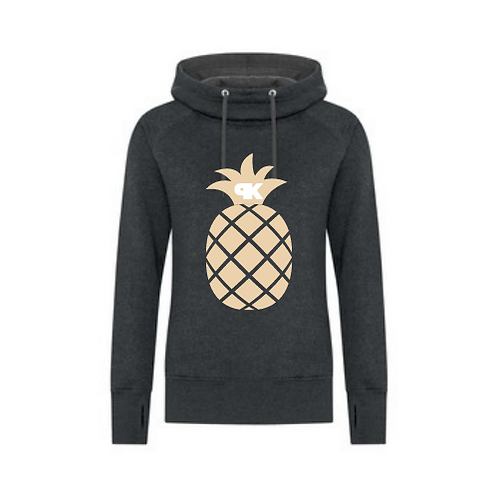 Pineapple Knockers logo Hoodie