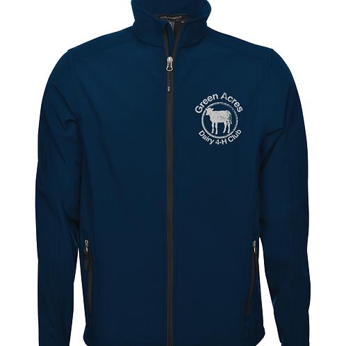 4-H Jacket- Mens Softshell