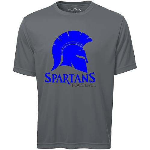Youth Spartans Pro Team Athletic Tee Y350