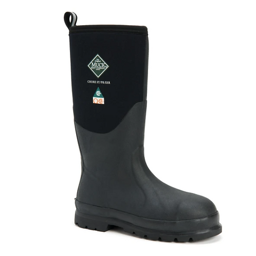 Muck Boots Classic Chore Boot with Steel Toe