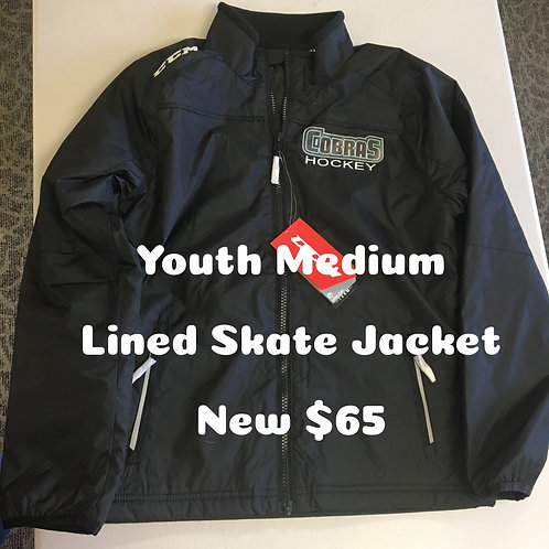 Youth Lined Skate Jacket