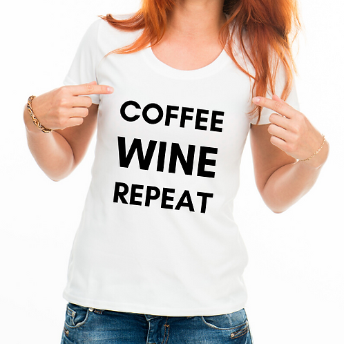 COFFE WINE REPEAT