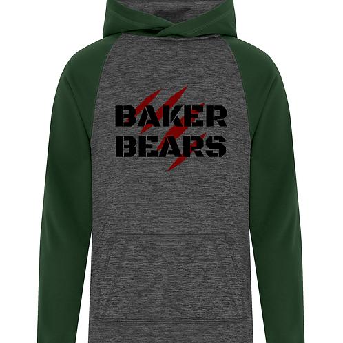 Baker CLAW MARKS Dynamic Hoodie F2047