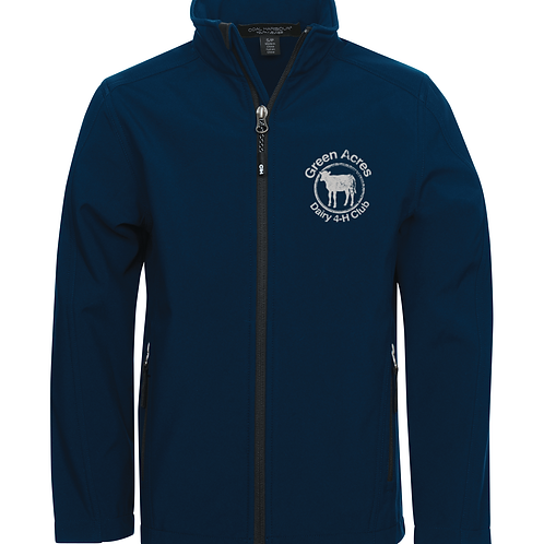 4-H Jacket- Youth Softshell