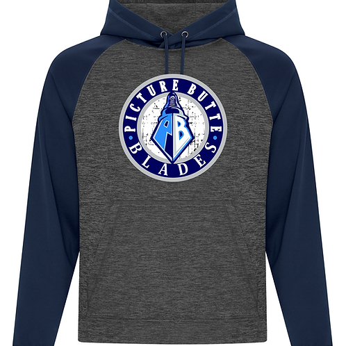 Youth ATC Dynamic Heather Hoodie