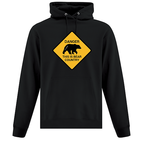BEAR COUNTRY Cotton Hoodie ATCF2500