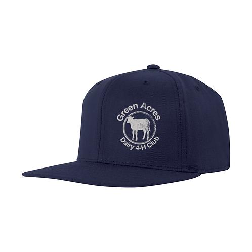 Flat Brim Hat Snapback