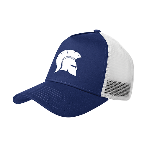 Spartans Snapback Trucker Cap