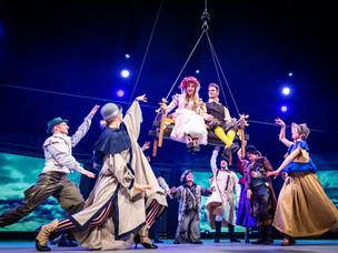 Circus musical von Rolf Knie
