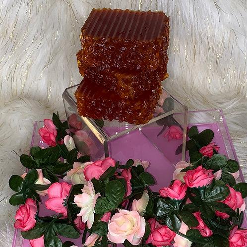 Turmeric Honey and Black Soap