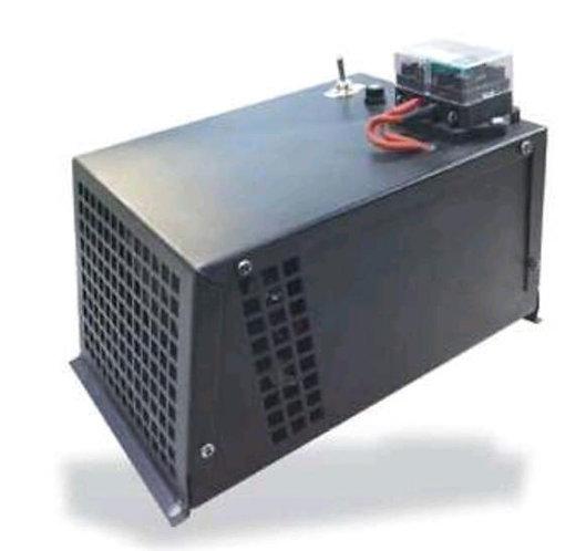 Elektrikli Fanlı Kabin Isıtıcılar 24V, 48V,  80V DC