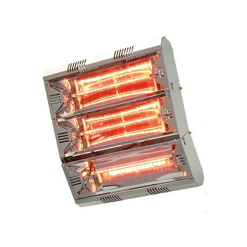 INFRARED SPOT HEATING - Halogen infrared heater IRCF - ISVEC