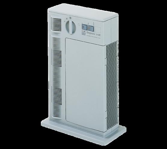 Troyteknik 70H Hepa+Aktif Karbon Hava Temizleyici