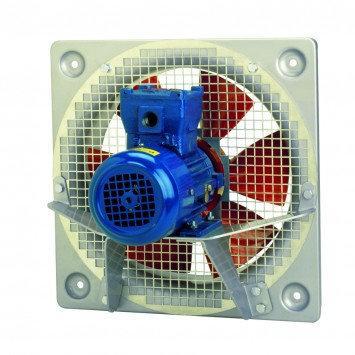 2240 m3/h Duvar Tipi ATEX Belgeli Exproof Fan