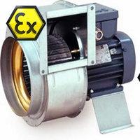 ATEX Sertifikali EXPROOF Radyal Fanlar