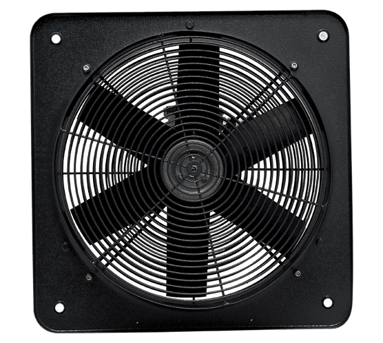 4.634 m3/h 220V Ø450 mm ATEX Aksiyal Fan