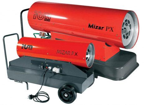 80 KW Mazot Yakıtlı Bacasız Isıtıcı ITM/MIZAR80
