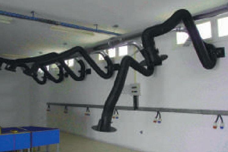 Akrobat Kol 160mm 3 mt CORAL DYNAFLEX - ITALY