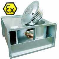 Kanal Tipi EXPROOF Fan 1728 m3/h RKX 500x250 D3