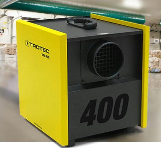 TTR 400 D ADSORPSIYON HAVASI NEM ALICI TROTEC