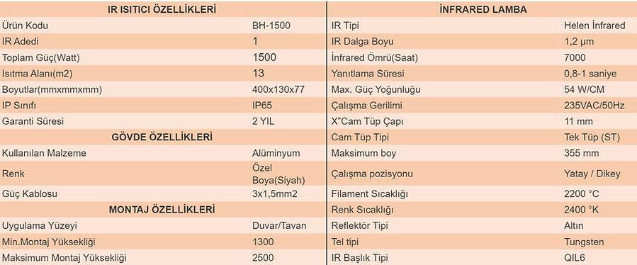 ELCON_BH_1500_IP_65_AÇIK_ALAN_INFRARED_I