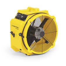 5.000 m³/saat  Mobil Aksiyal Fan Fan TTV 4500 S