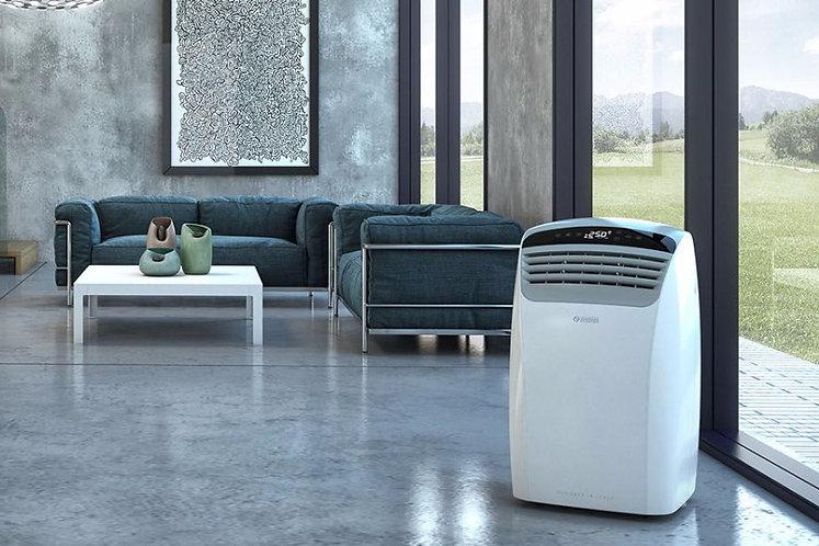 A Enerji  12,000 BTU  38 dB(A) ile %10 Daha Sessiz Portatif Klima