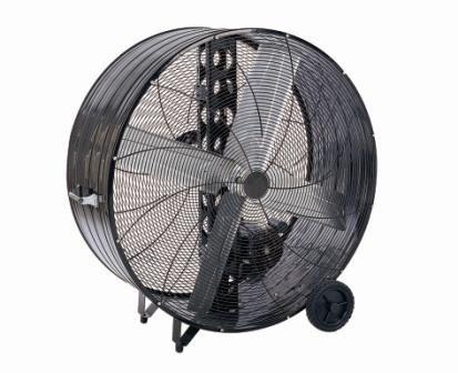 """Endüstriyel Mobil Fan 42"""" [105cm] 14.200 m3/h"""
