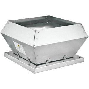 120°C-2500 m3/h Dikey Atışlı Çatı Fanı - MODEL 355