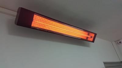 INFRARED ISITICI  2500 W 4000 W